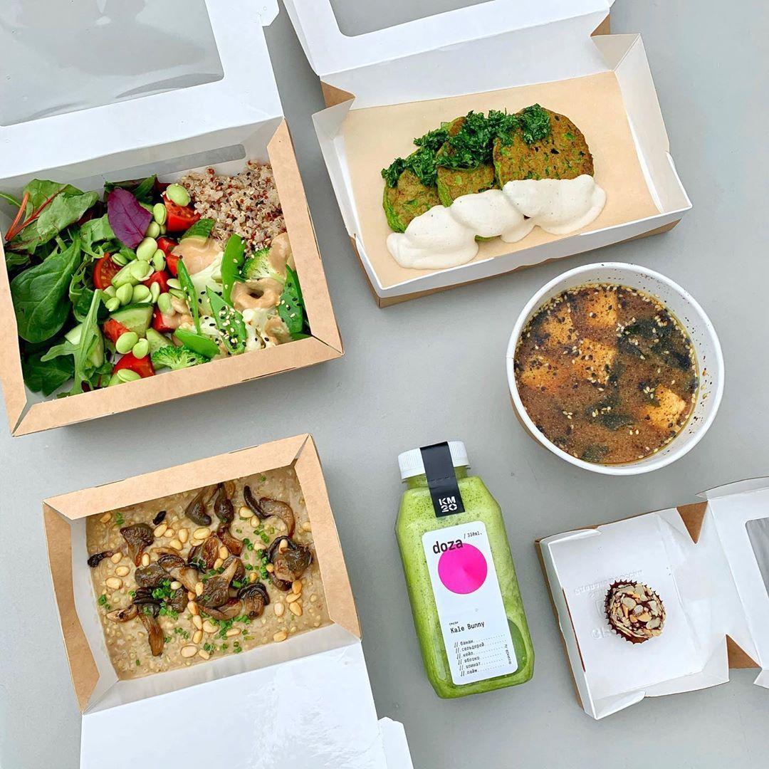 KM20 FOOD BOXES